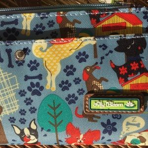 Lily Bloom Lily Bloom Bow Wow Doggie Wallet Nwot From